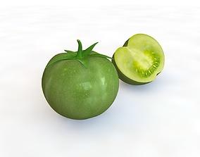 3D model Tomato green