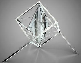 3D Alejandro Otero - Prototipo 2007