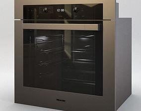 Miele 6180 BP ContourLine DirectSelect 3D model appliance