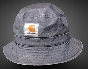 VR / AR ready 3D Bucket Hat Carhartt
