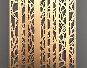 Decorative panel 191 3D model