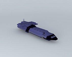 XBC Europe VII Cruiser clas 3D model