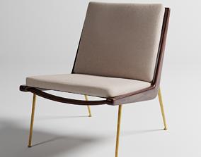 Boomerang HM1 Lounge Chair 3D