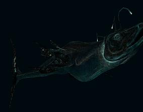3D asset Fantastical Fish