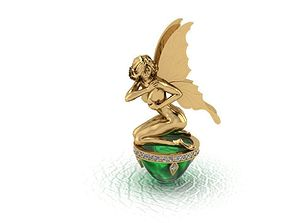Fay Fairy pixie pendant 3D printable model