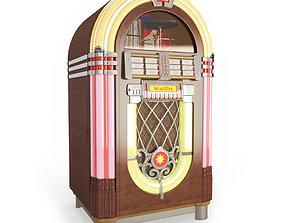 Jukebox Wurlitzer 3D model