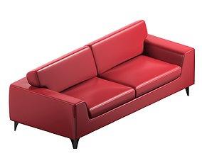 quality 3D model sofa 42