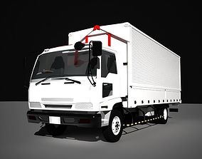 Free Truck 3D Models | CGTrader