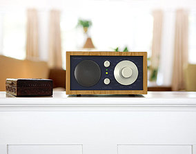 receiver Tivoli audio Radio model 3D