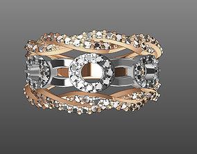 gem jewellery 3D printable model
