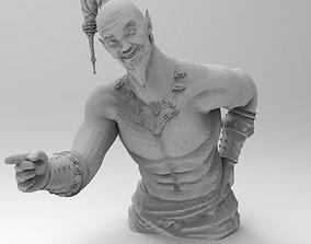 3D printable model Genie people