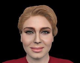 Singers pack Bieber Shakira Adele full color 3D printing
