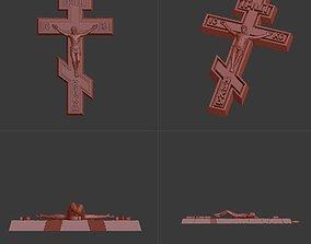 jewelry cross 3D printable model
