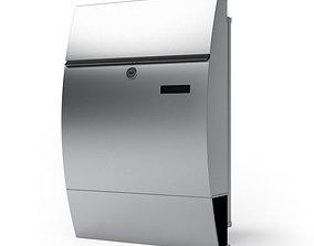 3D Modern Mailbox