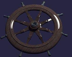 Handwheel pirate 3D model