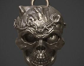 satan 3D printable model Berserk Skull Knight