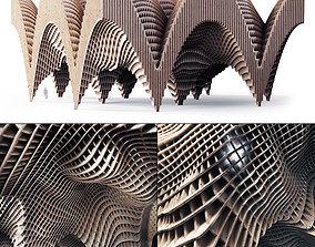 Parametric big Hall 3D