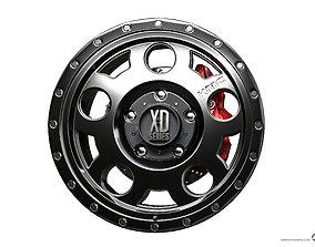 Wheel Drives KMC 3D