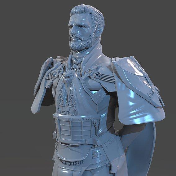 Emperor Valkorion Final Render