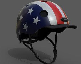 VR / AR ready Helmet spot Generic camp human Hat 3d model