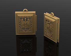 3D print model Pendant Koran