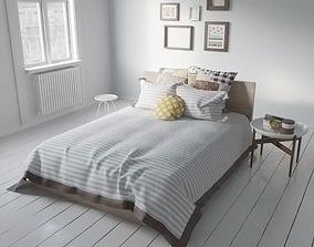 bed 21 am164 3D model