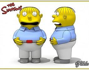Ralph Winchester 3D model