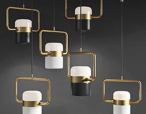 3D Ling P2 H Seeddesign Gold