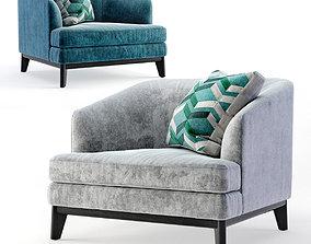 3D model Eichholtz Monterey Chair