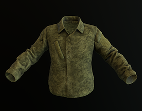 Jacket 5 3D model
