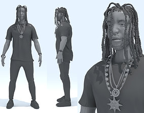 3D printable model Cheif Keef