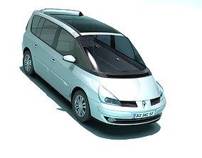 Renault Espace IV 2006 3D model