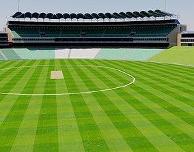 Wanderers Stadium - Johannesburg 3D asset game-ready