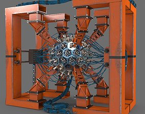3D model Collider Core