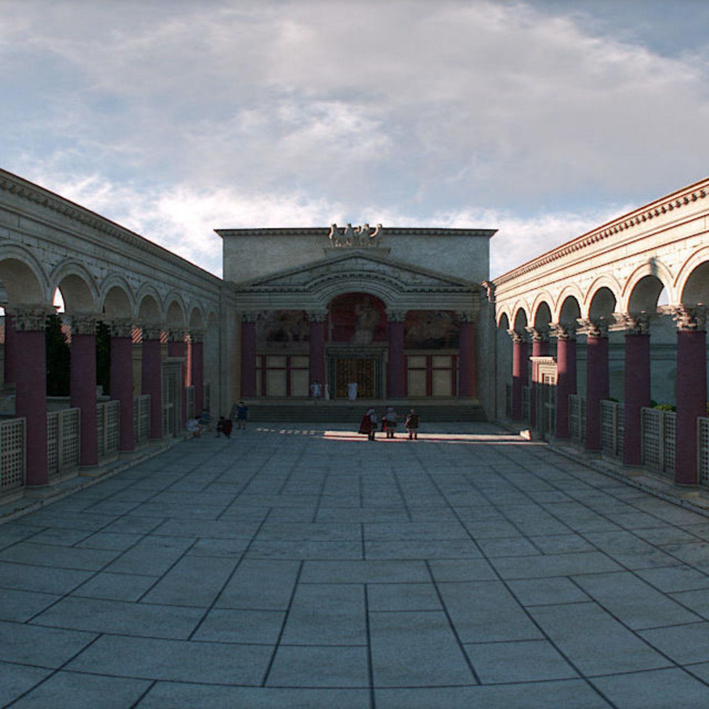 roman Palace
