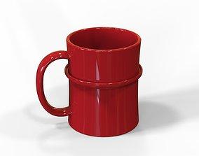 3D printable model Coffee Mug With Dripping Guard