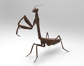 3D printable model Praying Mantis