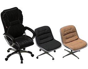 3D model Office Chair Pack 26