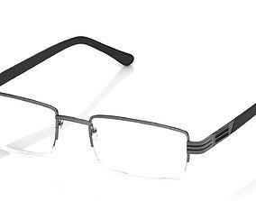 3D print model Eyeglasses for Men and Women lens optic