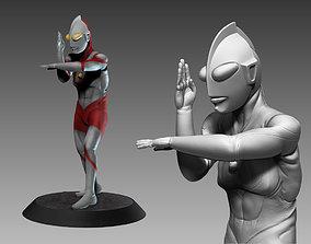 Ultraman 3D print model
