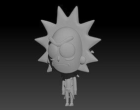 Morty Chibi 3D printable model