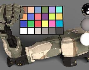 Robo arm demo 3D