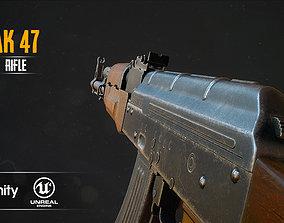 3D model AK - 47