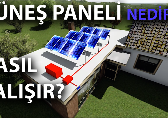 What is a solar panel ? How to works ? History ?