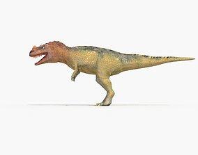 T-rex 3D model rigged VR / AR ready