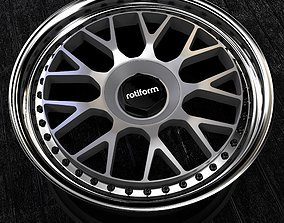 Rotiform Wheel 3D