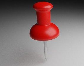 3D Push Pin