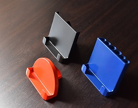 mobile 3D print model Mobile phone stand