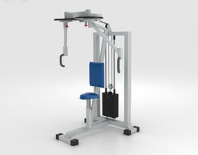 3D model Butterfly Training Machine