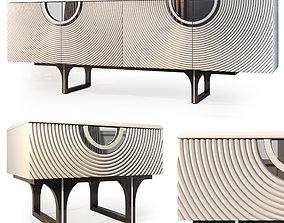 Sideboard nightstand Lexus by Medusa Home 3D model